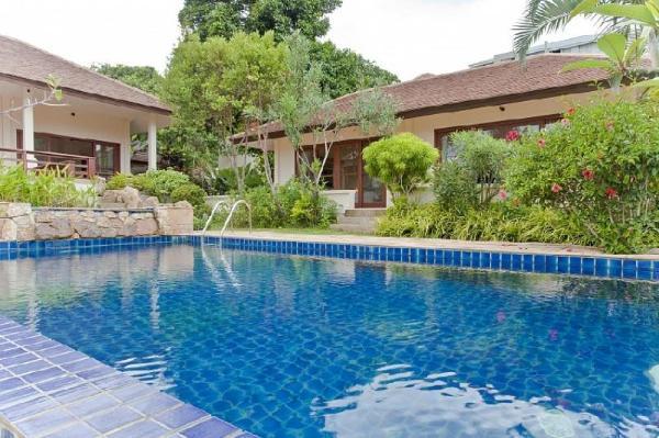 Villa Summitra Pavilion No10-3Bed Pool Samui Koh Samui