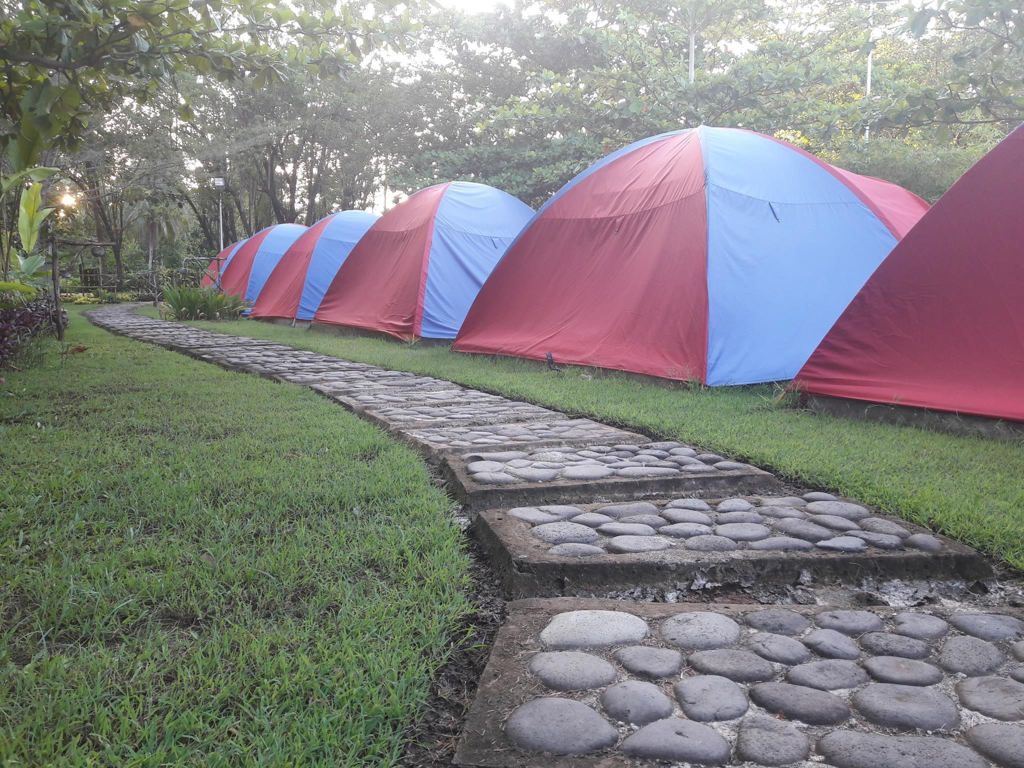 Green Coral Beach Camping Ground, Pandeglang