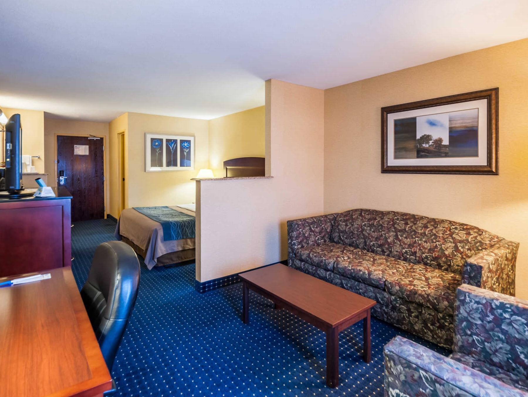 Comfort Inn and Suites North East, Cecil