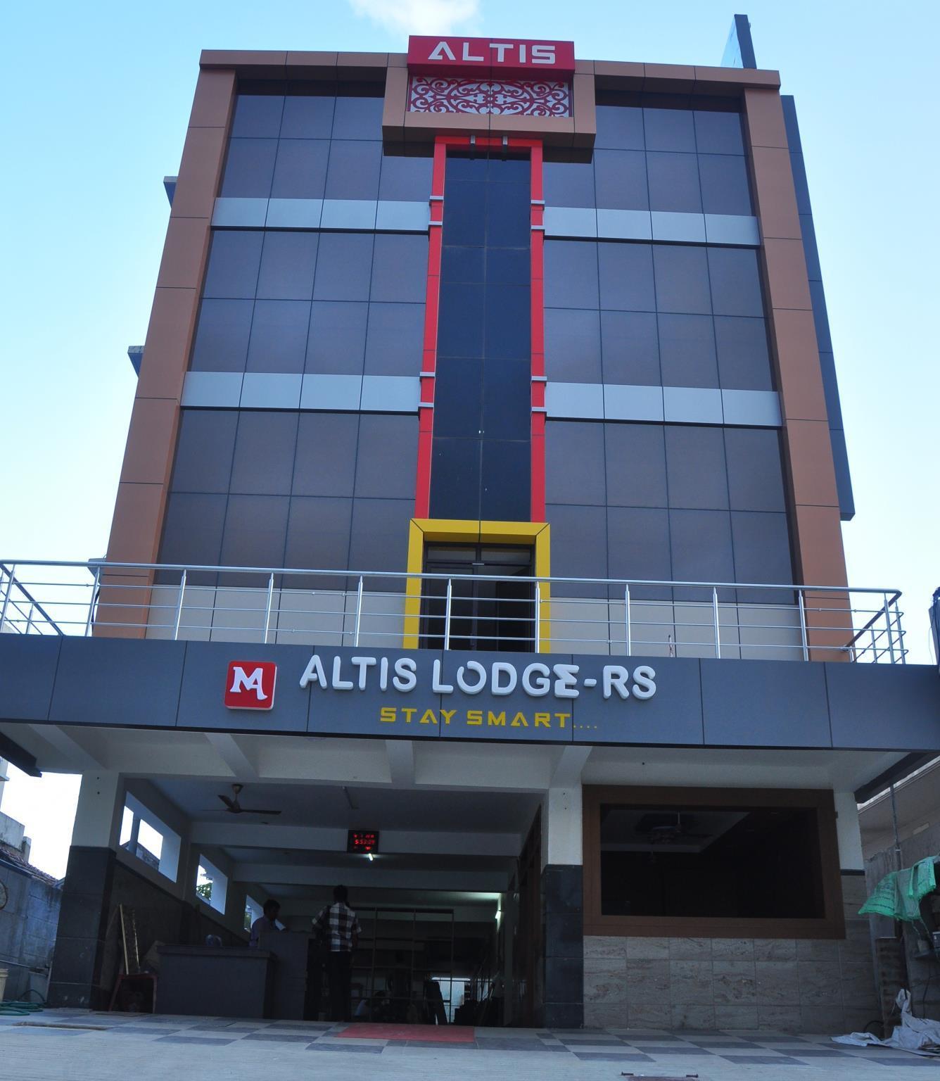 Altis Lodge, Erode