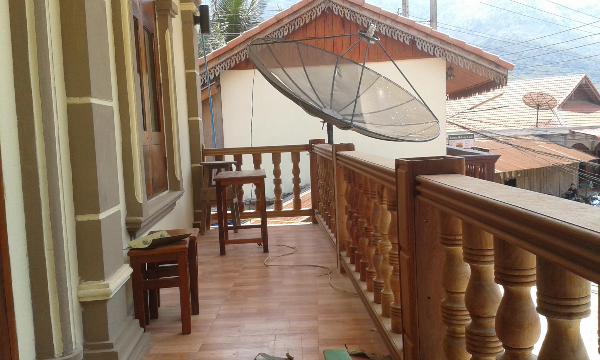Thip Phavan Guesthouse, Pakbeng