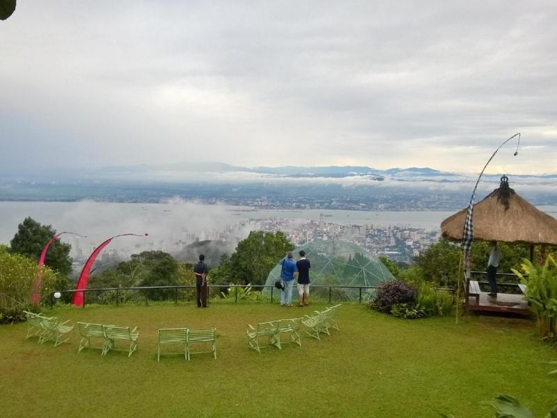 Hotel Bellevue Penang Hill