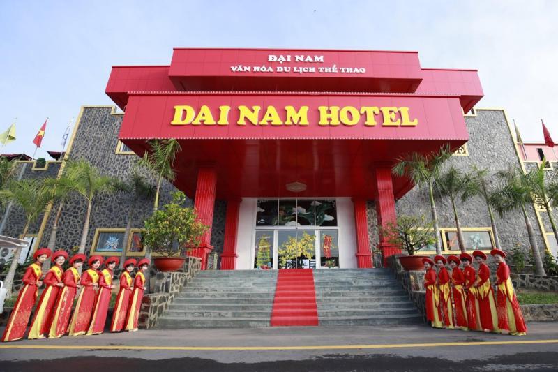 DAI NAM HOTEL BINH DUONG