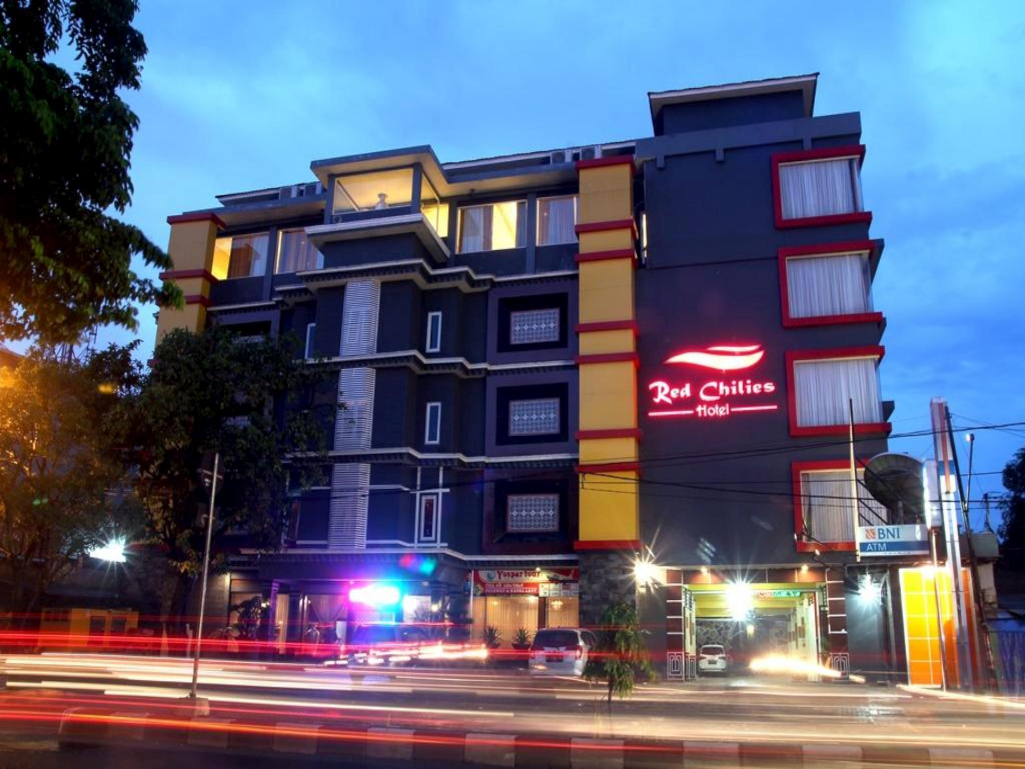 Red Chilies Hotel