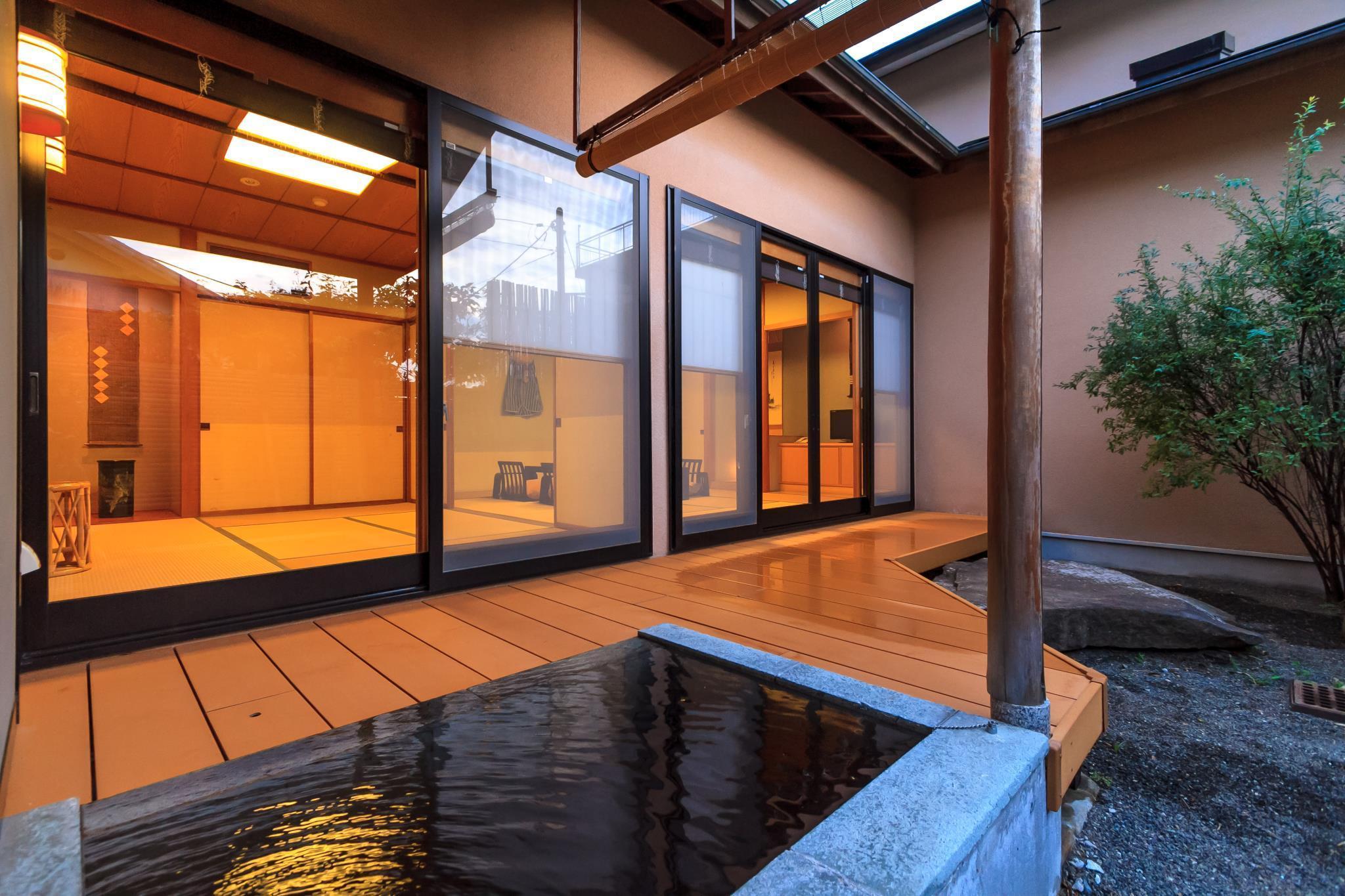Izu Fuji Yamasakura Onsen Kaikan, Izu
