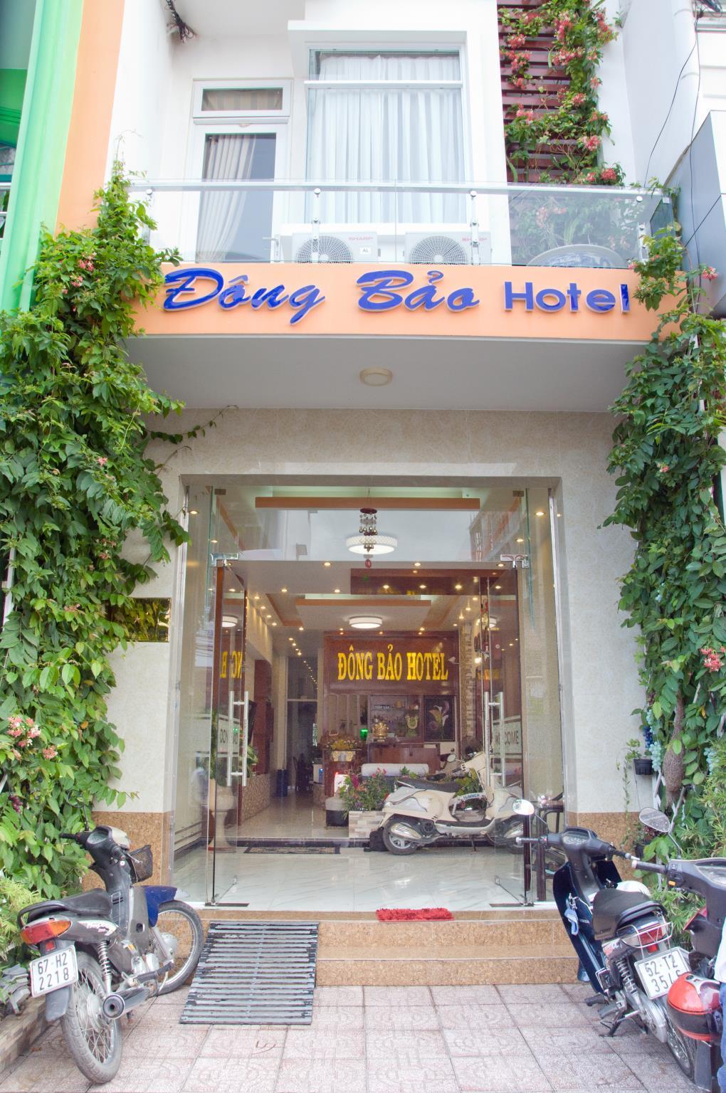 Dong Bao Hotel An Giang, Chau Doc