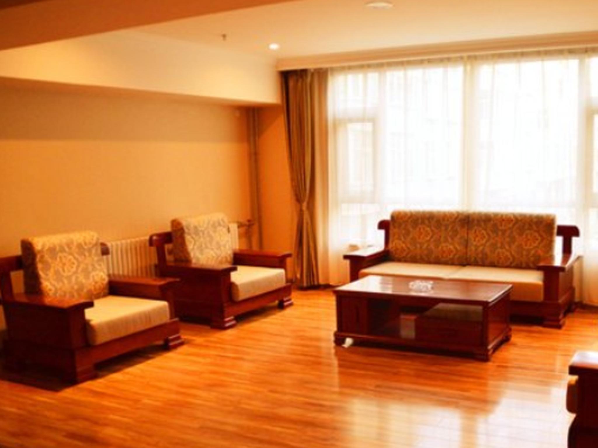 GreenTree Inn ChangZhi Bus Passenger Station XiHuan Road Business Hotel, Changzhi