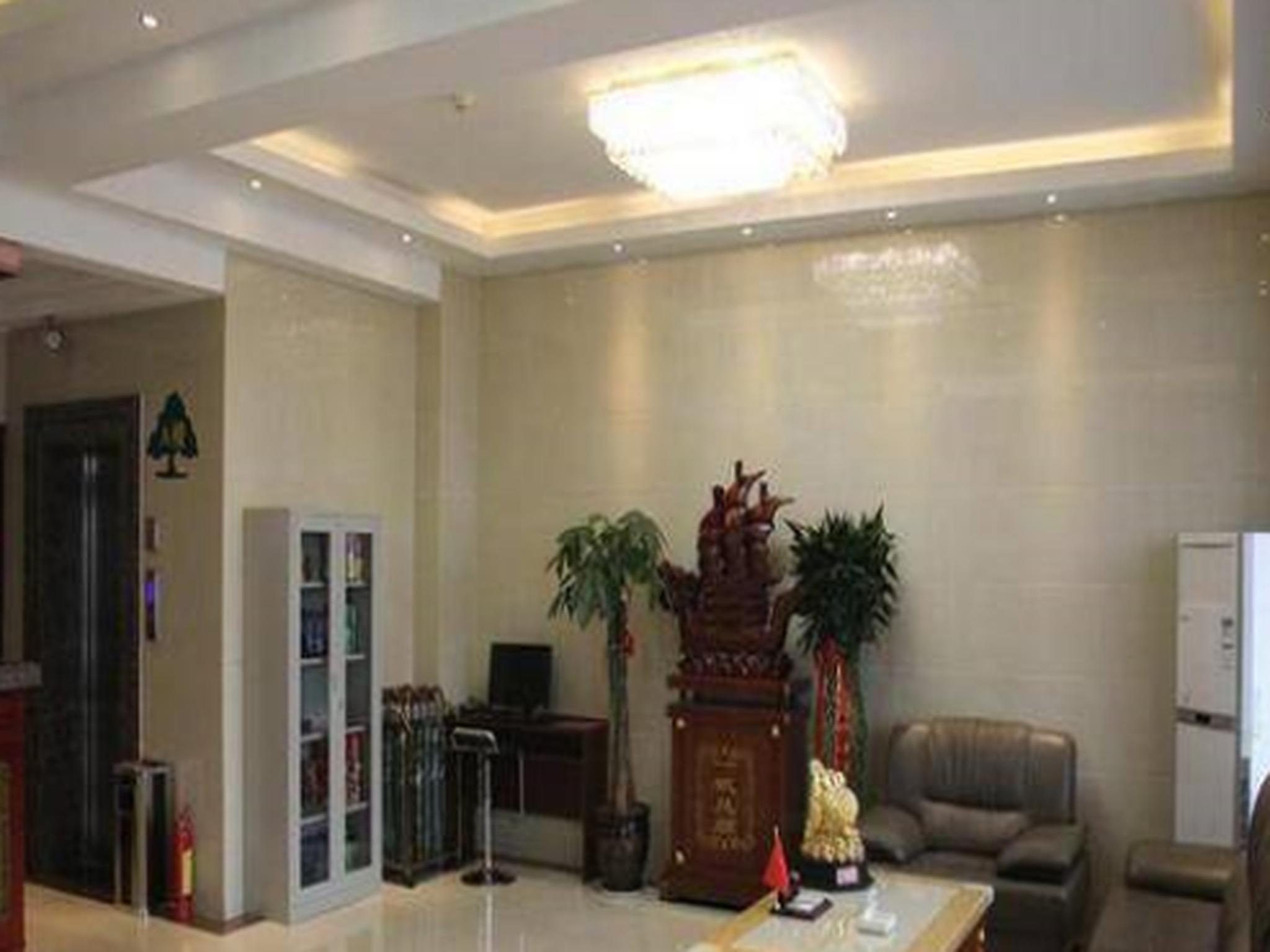 GreenTree Inn Lvliang Wenshui Zetian Street Shell Hotel, Luliang