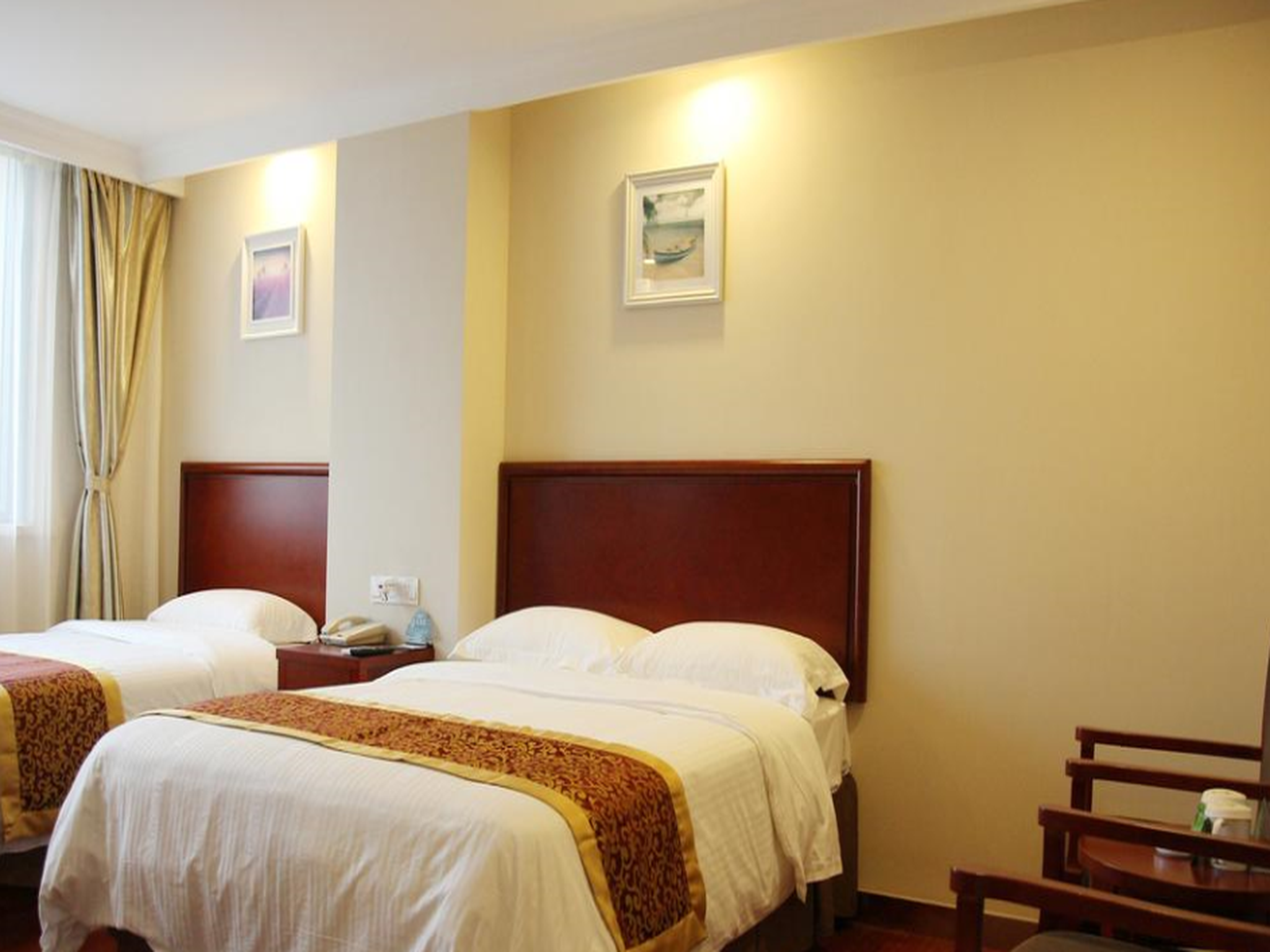 GreenTree Inn MaAnshan Economic Development District Hongqi South Road Express Hotel, Ma'anshan