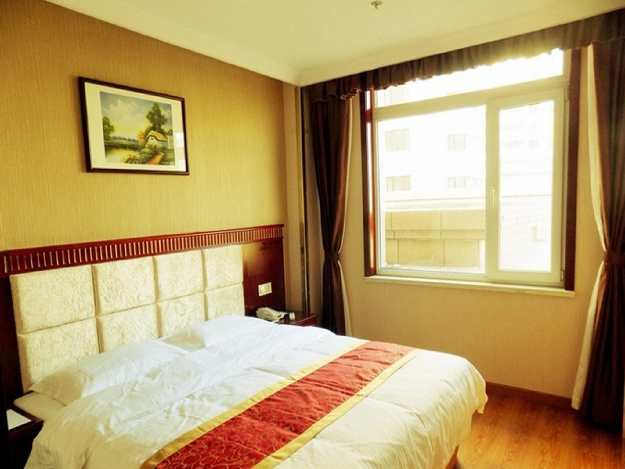 GreenTree Inn Chengde Luanping Luanyang Road Xiangyuan Road Express Hotel, Chengde