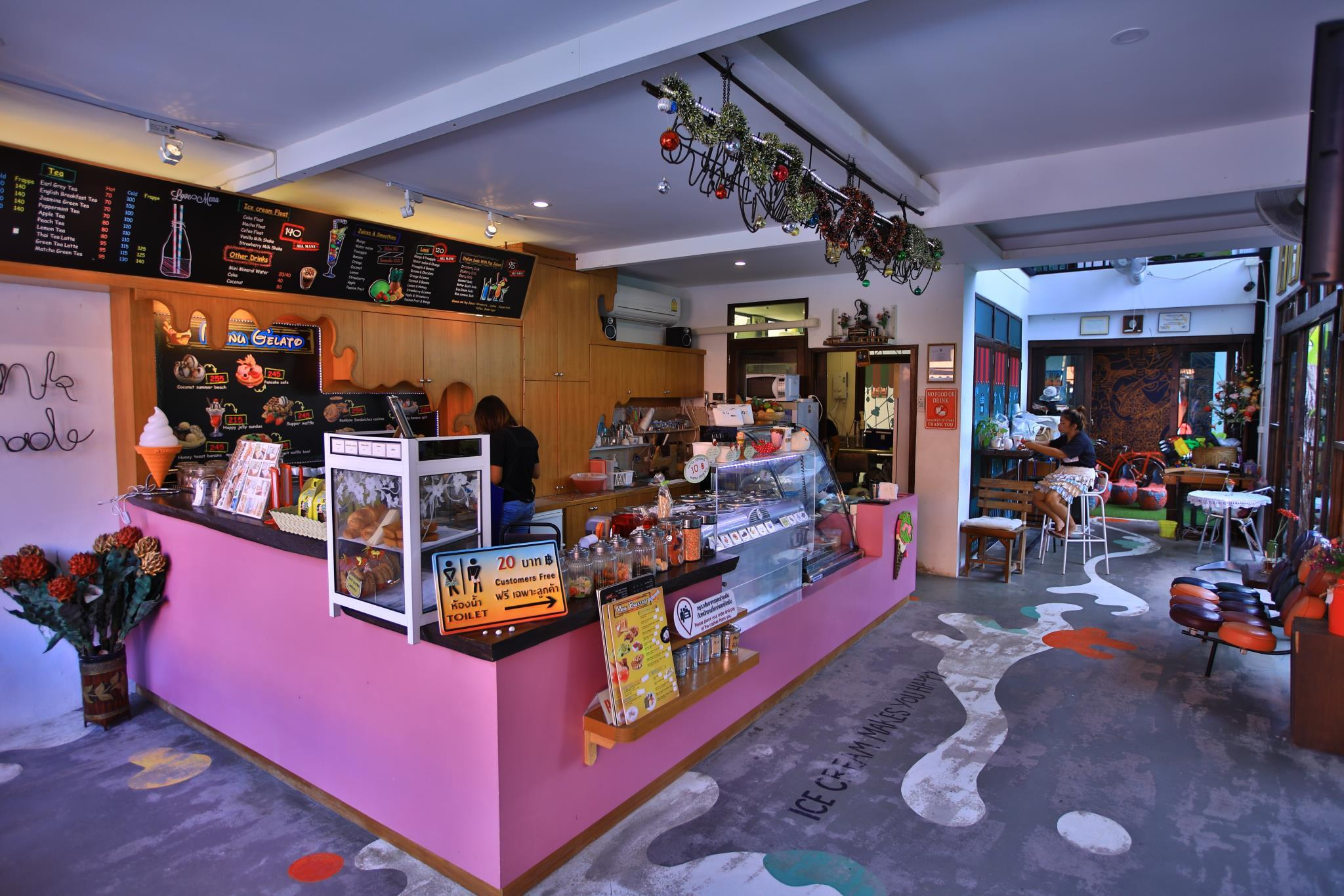 Gelato Galleria, Muang Satun