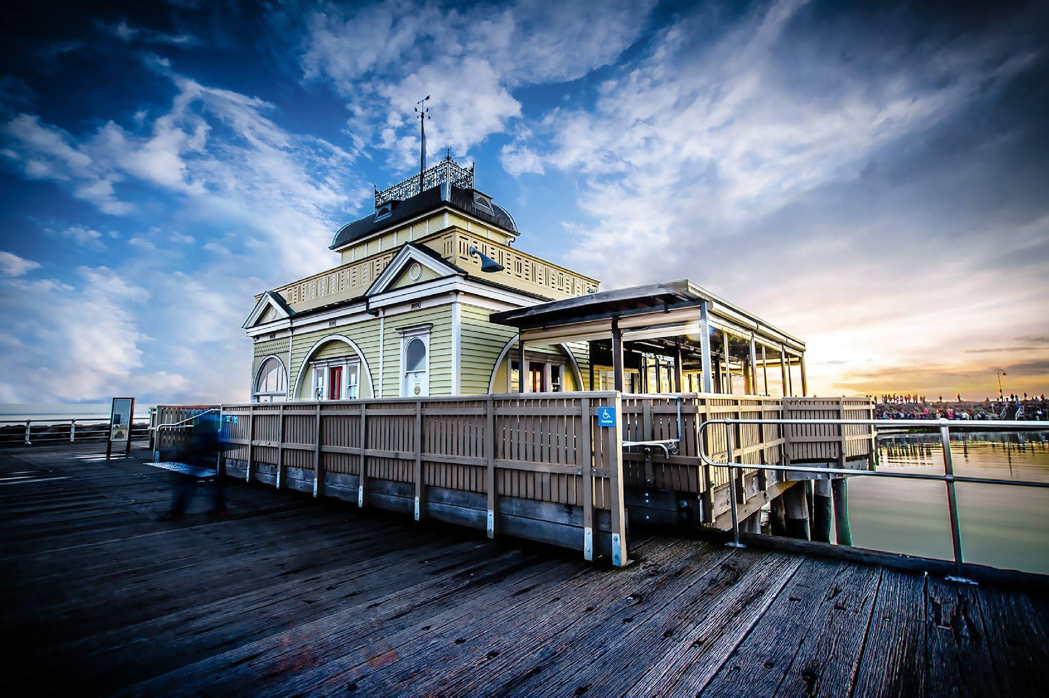 Little St Kilda, Port Phillip - St Kilda