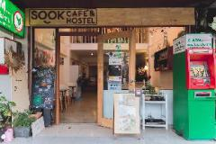SOOK cafe and hostel, Chiang Rai, Thailand