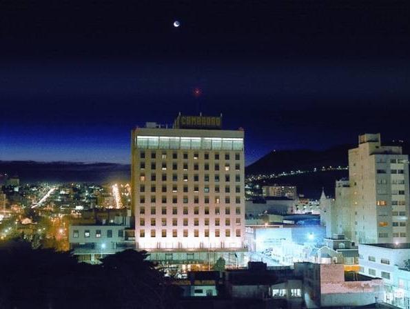 Comodoro Hotel, Escalante