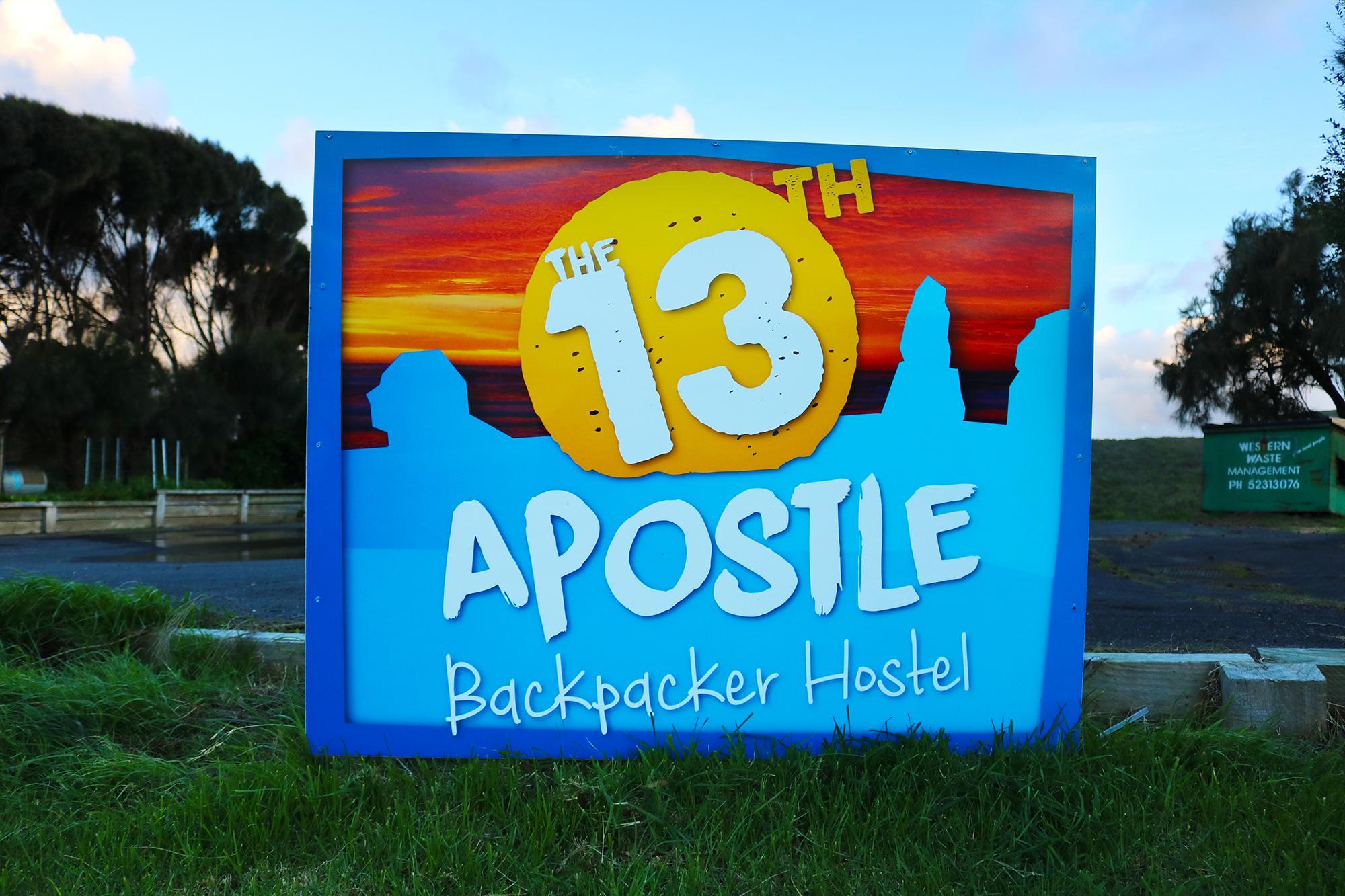 The 13th Apostle, Corangamite - South