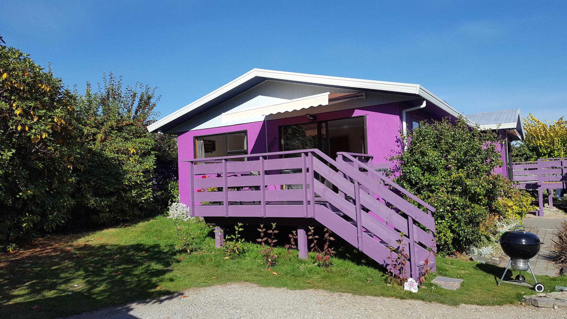 Purple House, Queenstown-Lakes