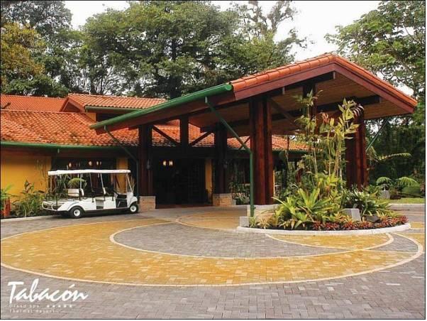 Tabacon Thermal Resort & Spa, San Carlos