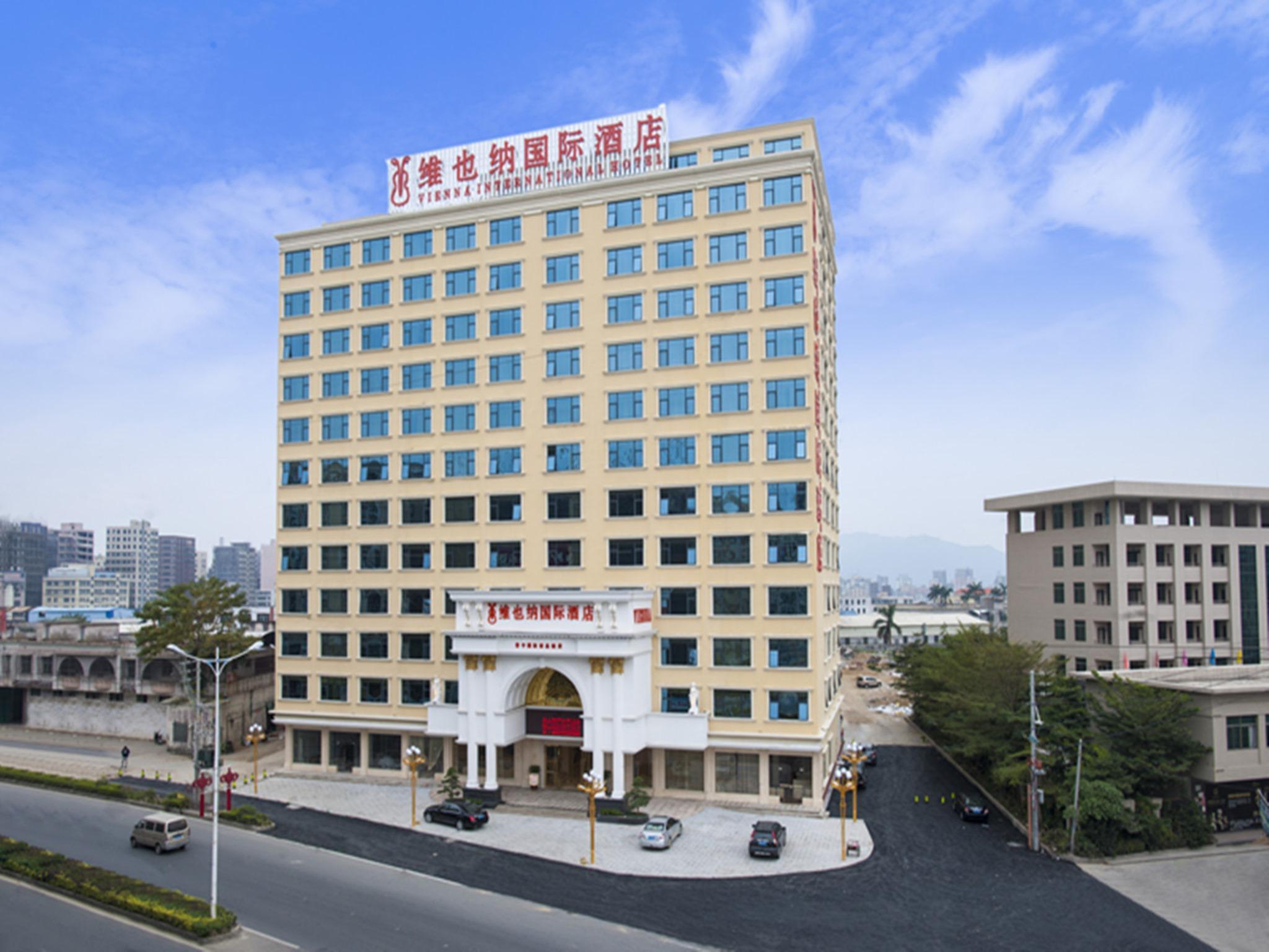 Vienna International Hotel Jieyang International Commodity City, Jieyang