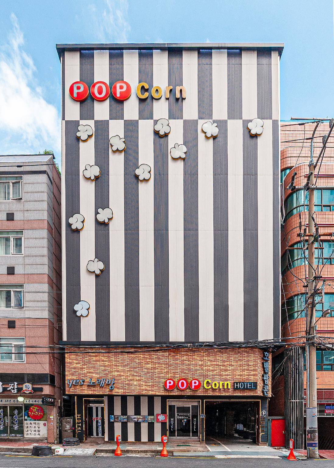 Busan Station Popcorn Hotel, Dong