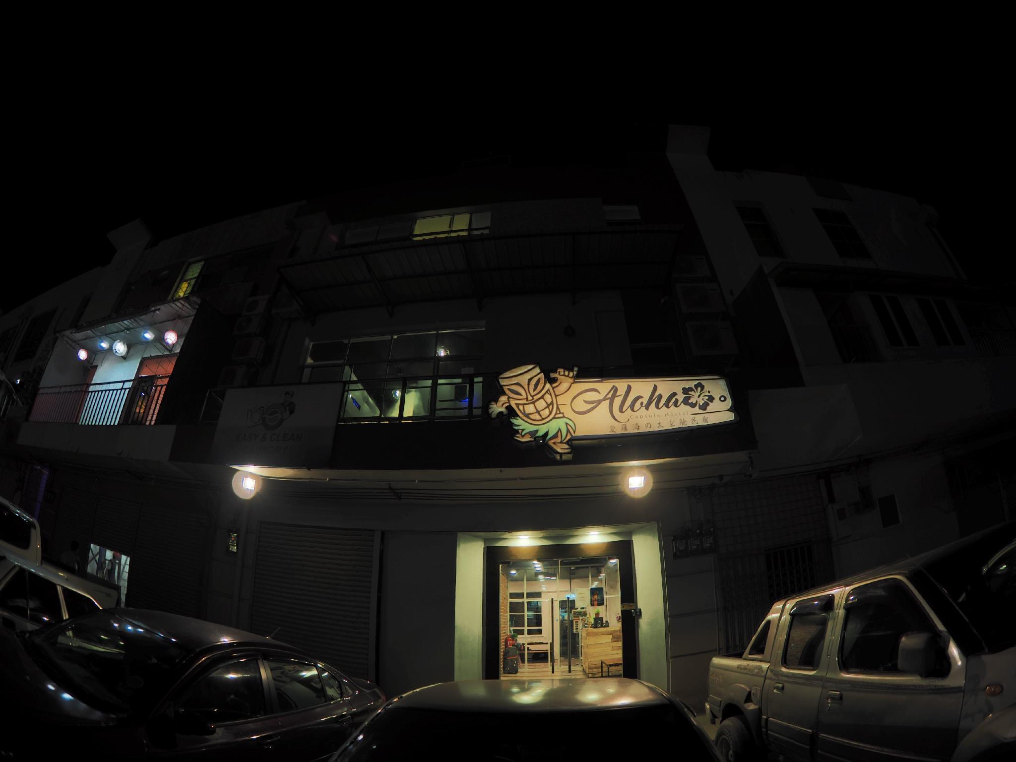 Aloha Capsule Hostel, Semporna