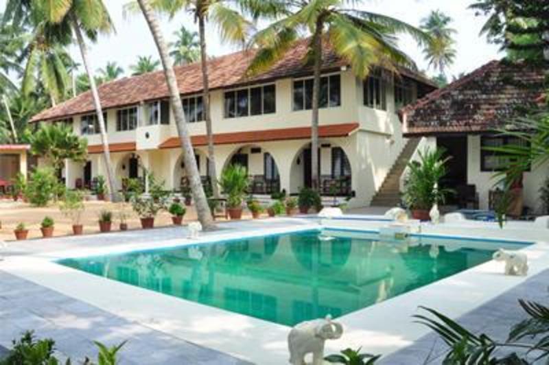 Lagoona Beach Resort In India