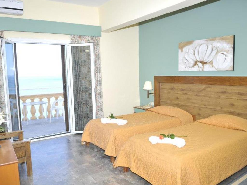 Best price on potamaki beach hotel in corfu island   reviews