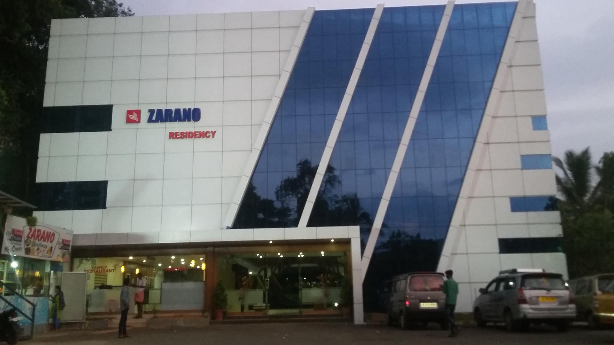 Zarano Residency, Kannur