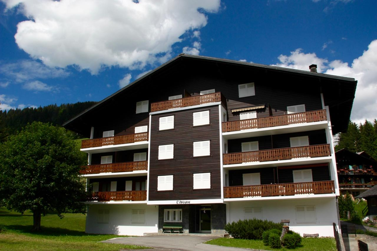 Eperon 8 - 2 Bedroom Apartment, Monthey