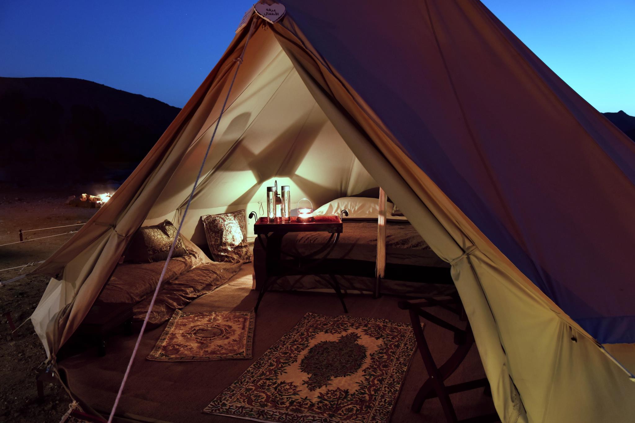 Canvas Club Luxury Camping, Biddiya