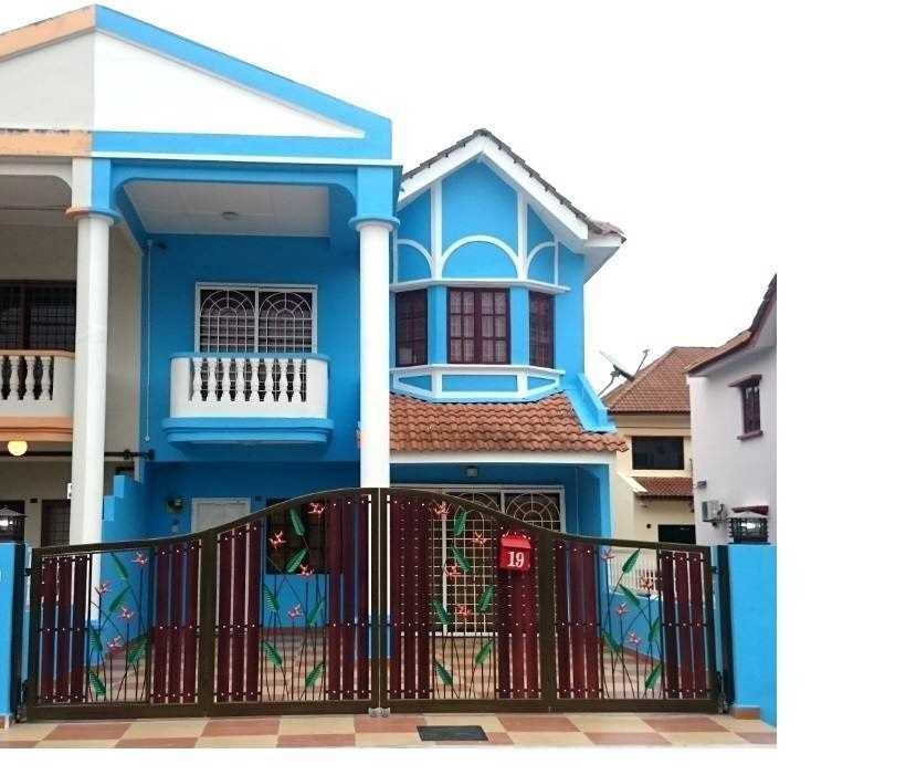 Skybook House Malacca, Kota Melaka