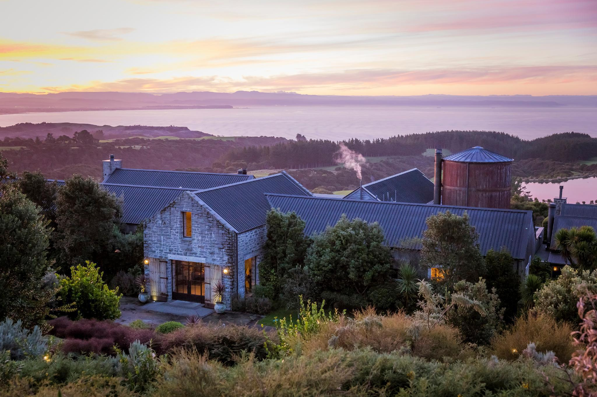 The Farm at Cape Kidnappers Luxury Lodge