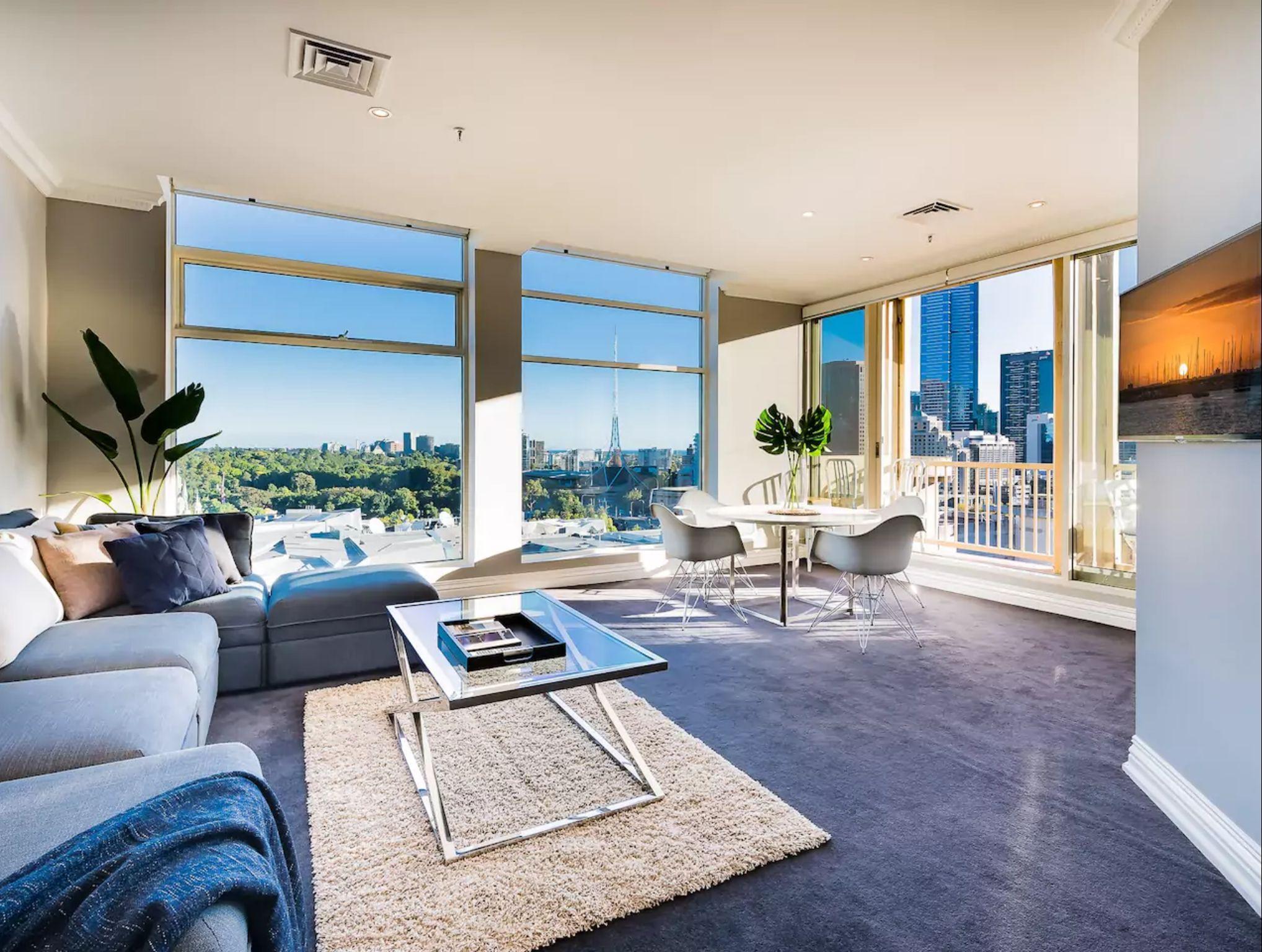 Penthouse with amazing views - CBD