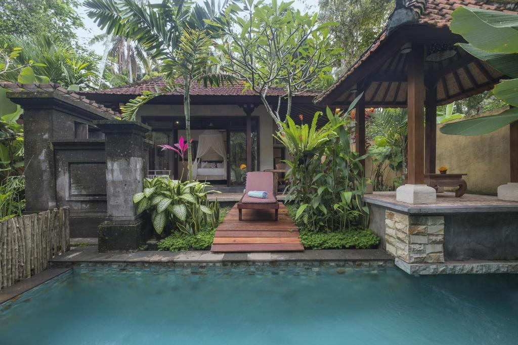 Private Villa Murah di Ubud Bali