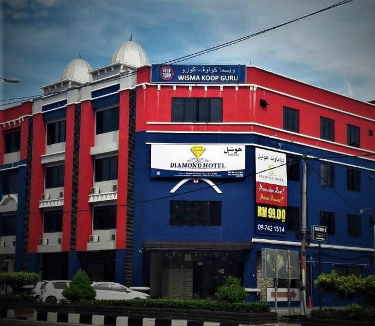 OYO 1151 Diamond Hotel, Kota Bharu