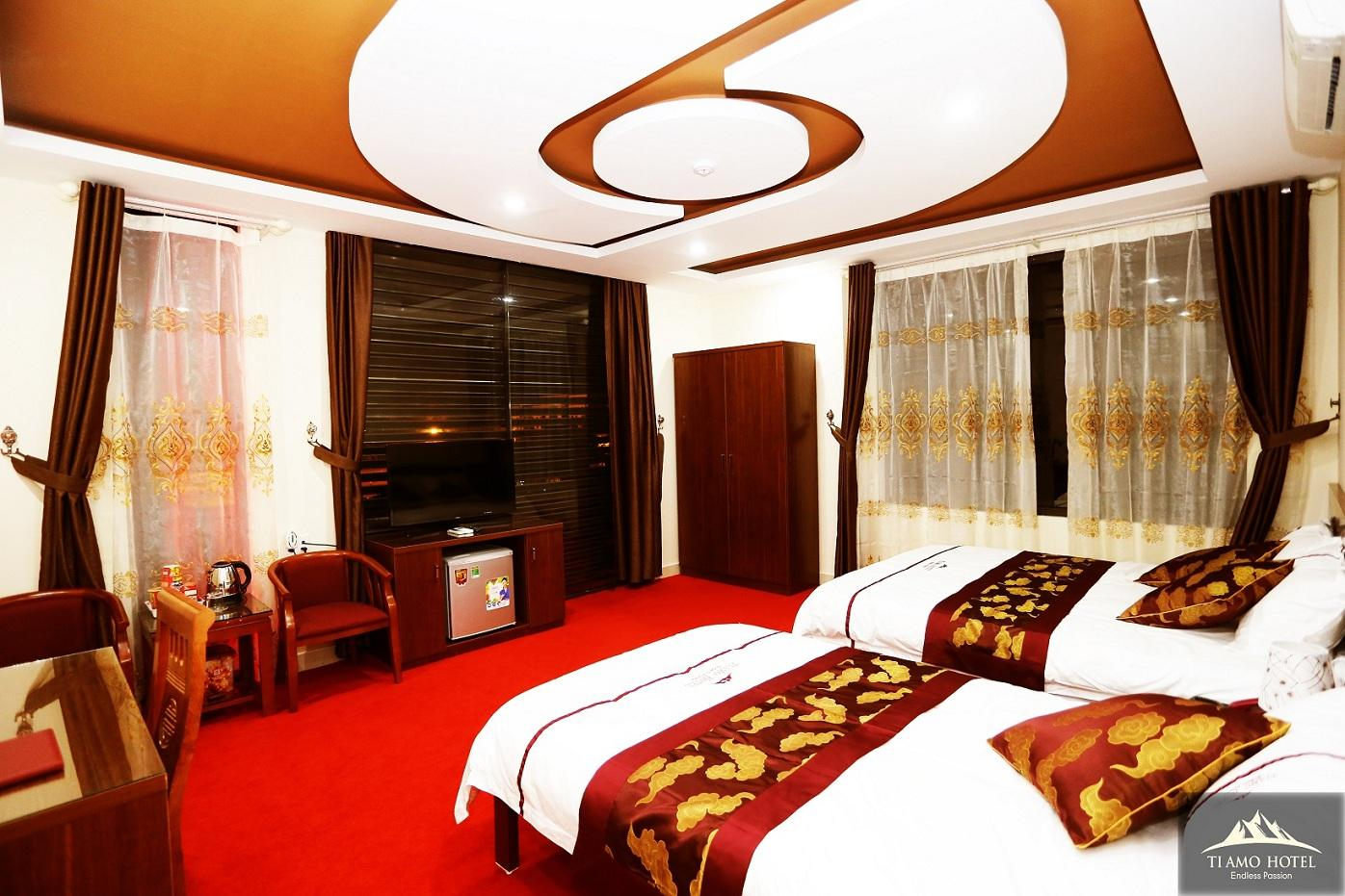 Ha Giang Tiamo Hotel, Hà Giang