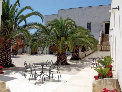 Masseria Carignani, Lecce