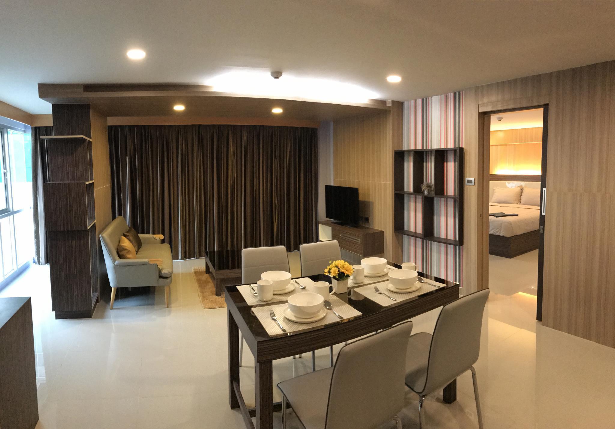 Central Mansion, Wang Thonglang