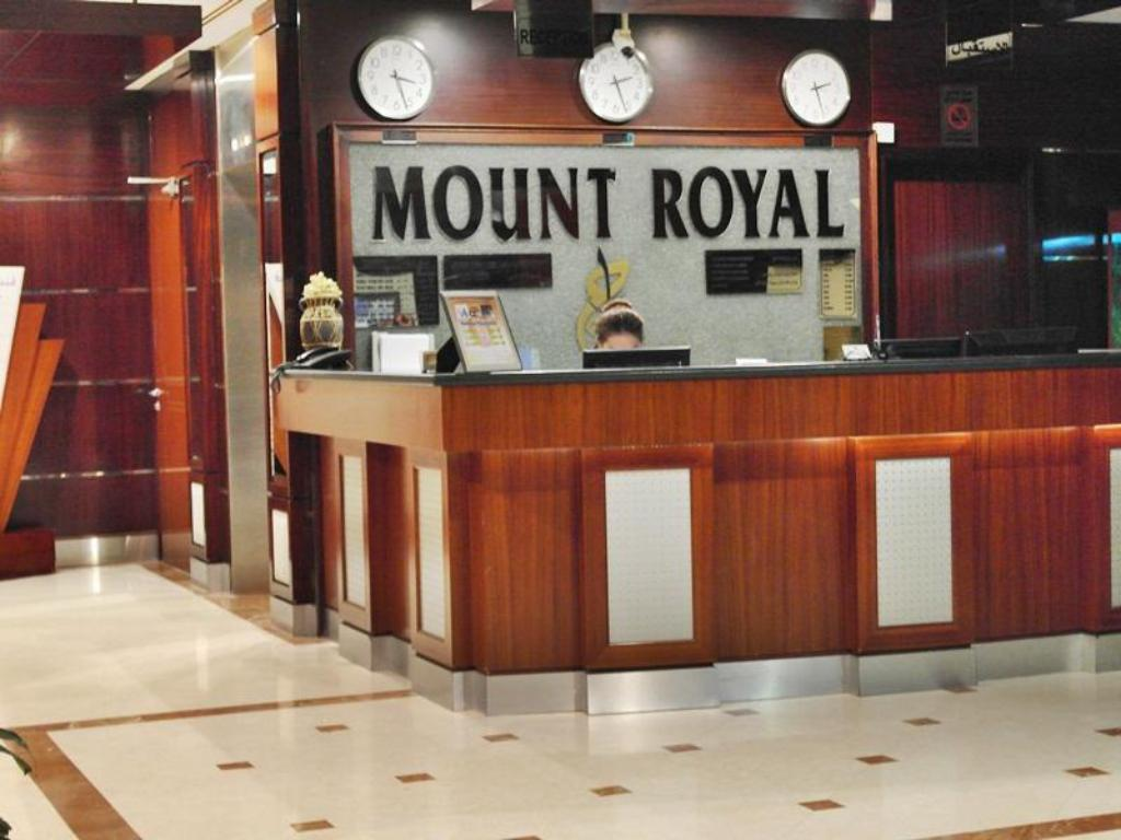 Best Price On Mount Royal Hotel In Dubai Reviews