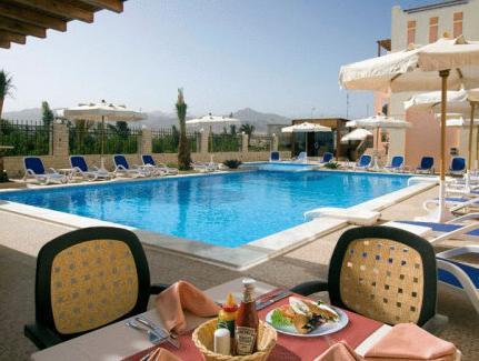 4S Hotel Dahab, Sant Katrin