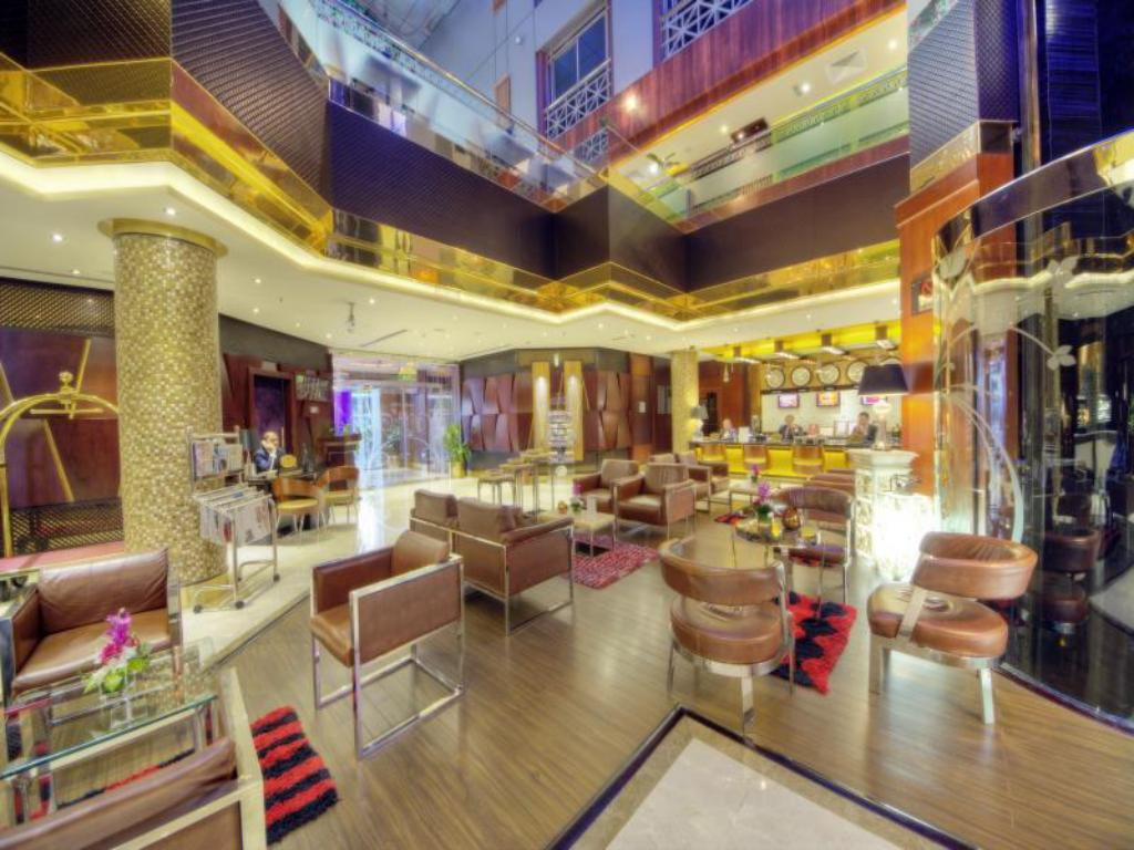 Best price on fortune grand hotel in dubai reviews for Saffron boutique deira