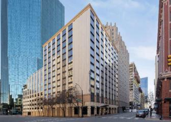 فندق إمباسي سويتس فورت وورث - وسط المدينة
