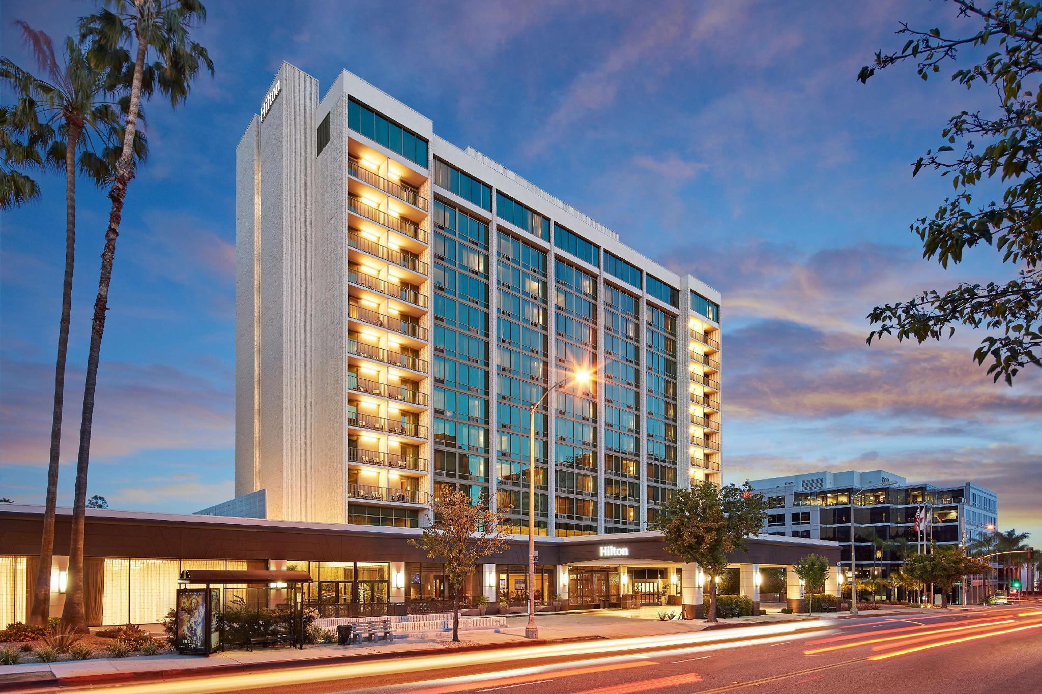Hilton Pasadena Hotel, Los Angeles