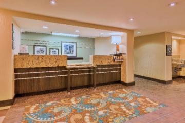 貝克斯菲爾德中心漢普頓酒店