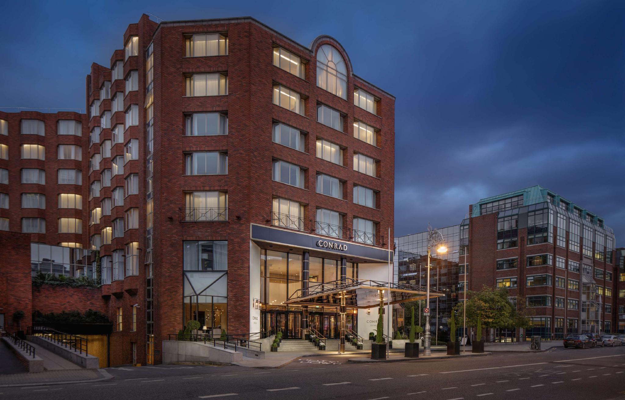Dublin Conrad Hotel,