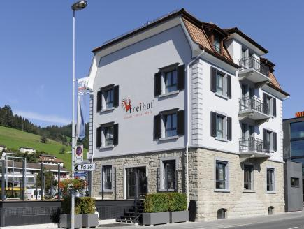 Hotel Freihof, Zug
