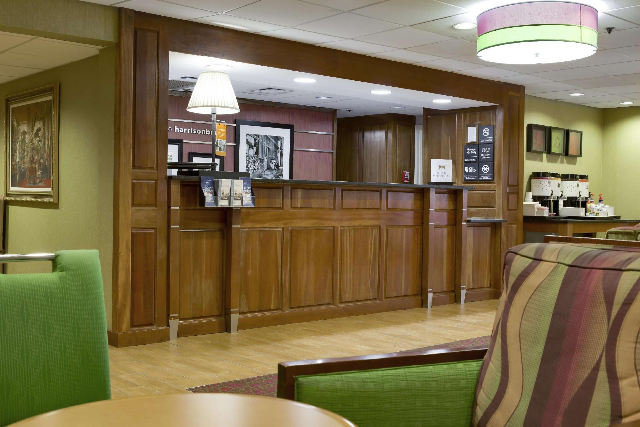 Hampton Inn Harrisonburg, Harrisonburg