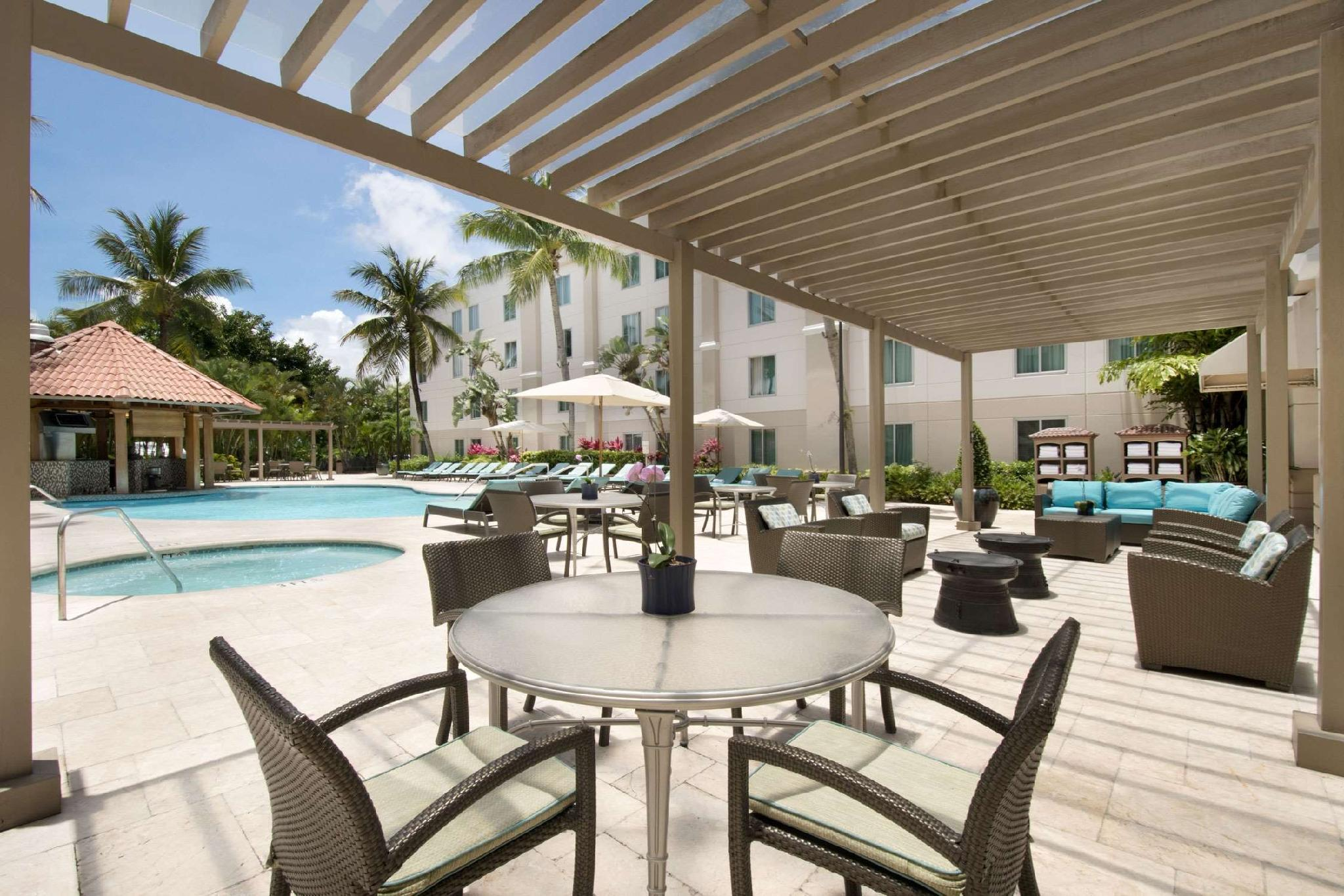 Hampton Inn San Juan Puerto Rico,