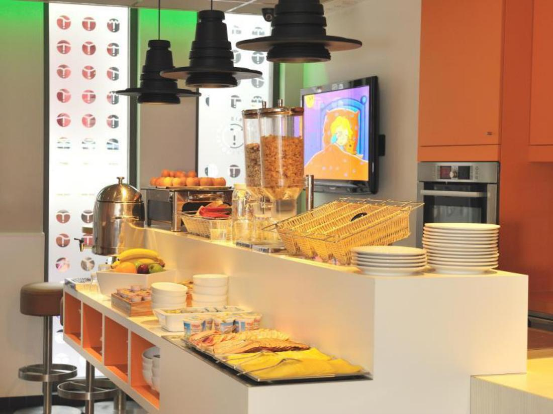 Best Price On Budget Hotel Tourist Inn In Amsterdam Reviews