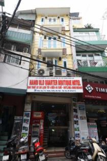 Hanoi Old Quarter Boutique Hotel