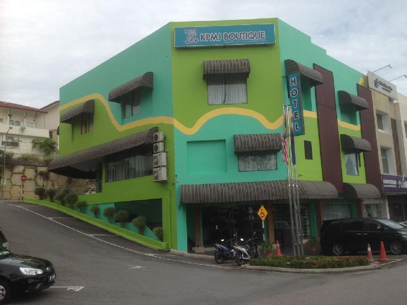 De KPMJ Boutique Hotel